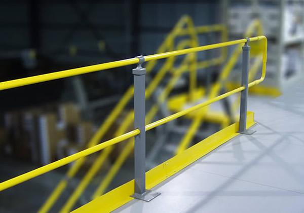 Jiffyrail Guardrail System Wildeck