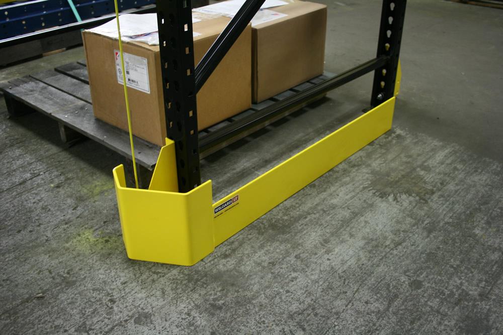 Wilgard LT End-of-Aisle Rack Protector