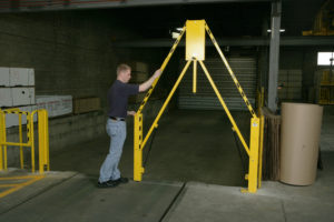 Dock Gates for Loading Dock Safety