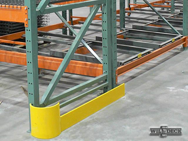 Wilgard XT End-of-Aisle Rack Protector