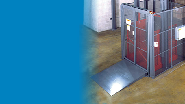 Lift Control System | Material Lift | Wildeck