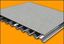 Roof Deck & Moisture Resistant Resin Board