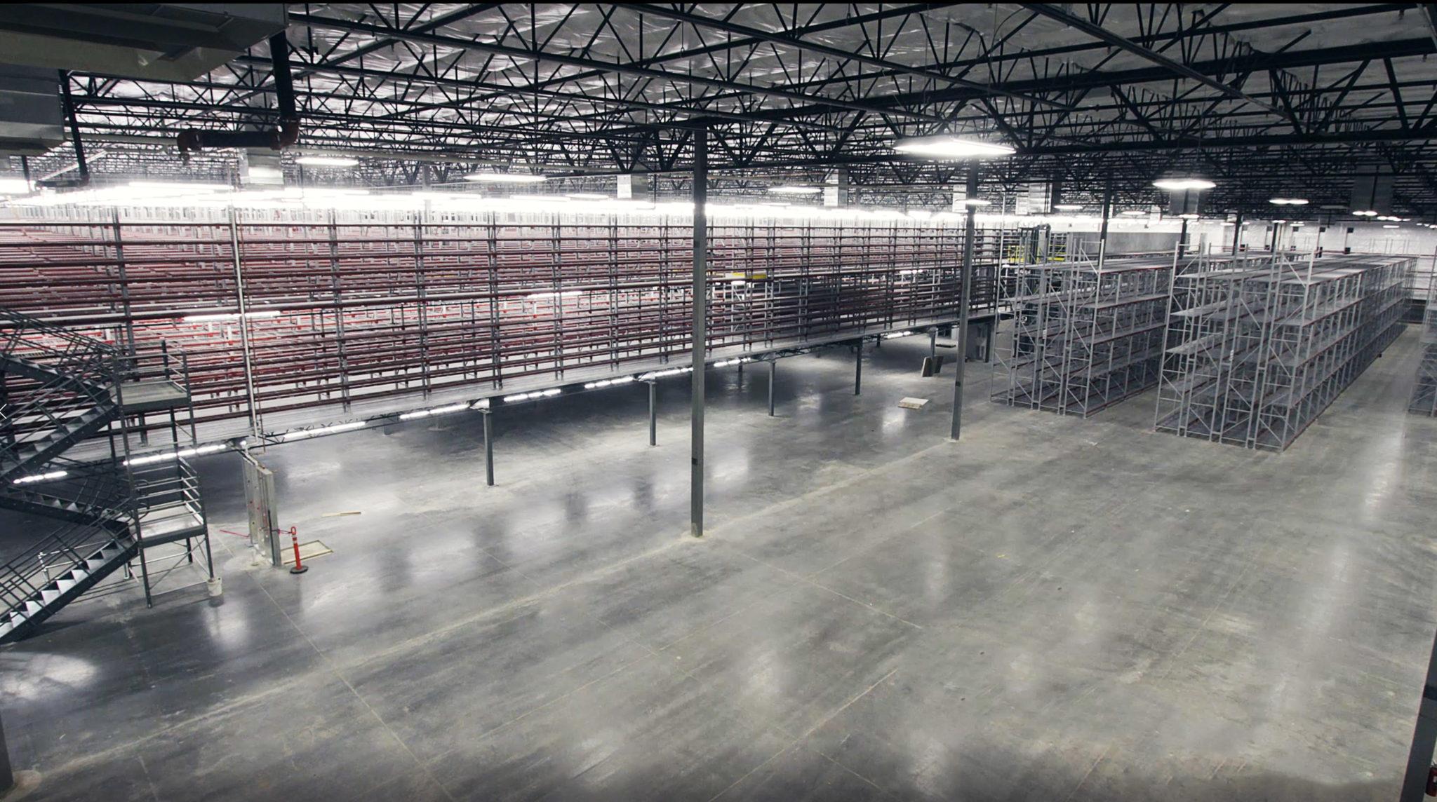 Warehouse Mezzanine & Work Platform | Wildeck