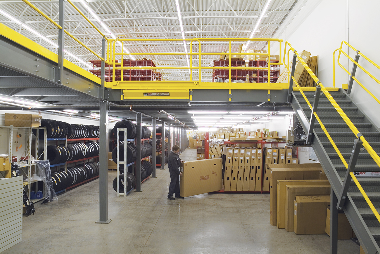 How To Safely Maximize Your Warehouse Space Wildeck