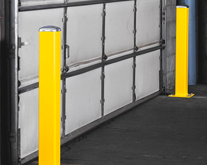 wildeck-safety-bollards