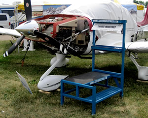 aircraft-work-stand