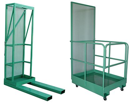 wildeck-forklift-platforms