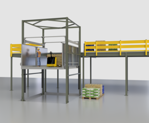 Wildeck Introduces Four New Rideable Material Lifts | Wildeck