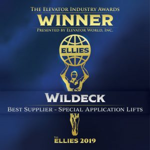 Wildeck Ellies Award 2019
