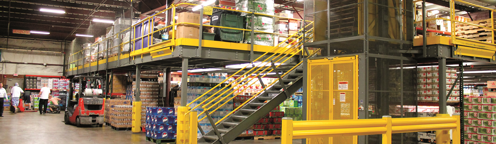 Wildeck Warehouse Efficiency Products
