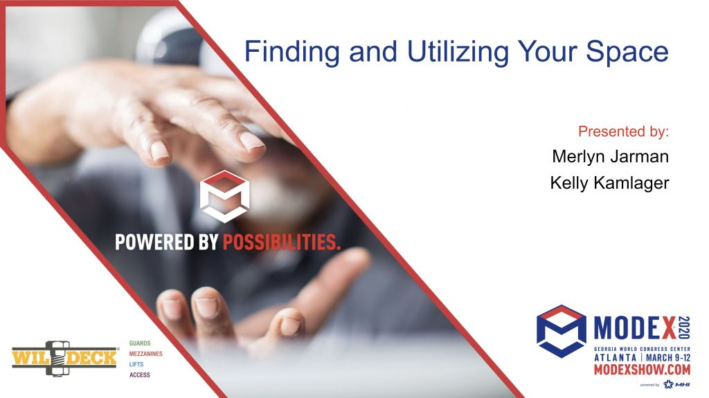 finding-and-utilizing-your-space-modex-2020